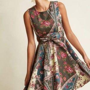 modcloth girl meets twirl dress